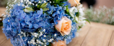 75 Blue Flower Bouquets fall in love with that tone