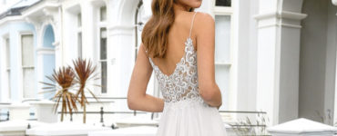 Wedding dresses Adore by Justin Alexander meet the 2021 collection