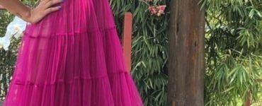 1603994970 Vestido de festa pink e fucsia 90 longos para casamentos