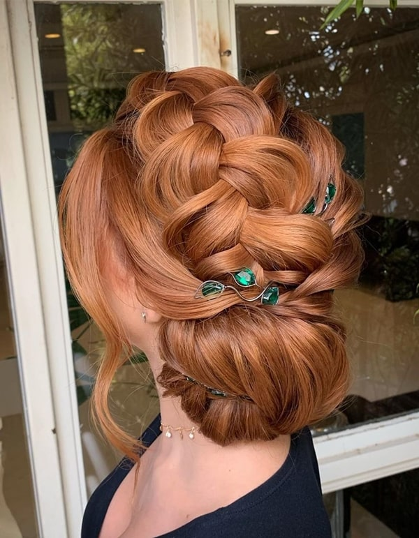 coke party hairstyle