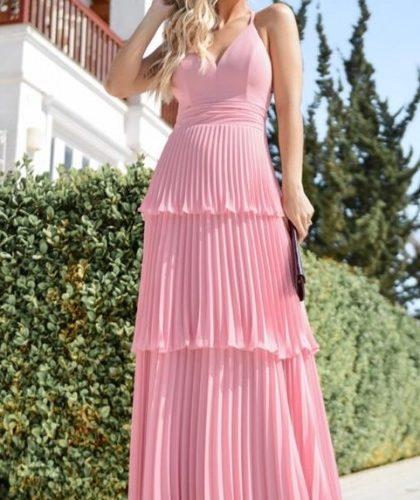 1605558973 Long dress for wedding 15 models for weddings in summer
