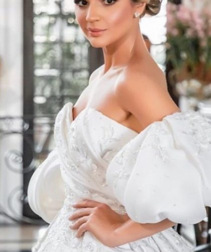 1605675725 The wedding of Thassia Naves and Artur bridesmaid dresses guests