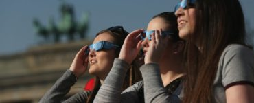 Can you look at a solar eclipse?