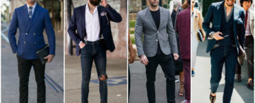 Can you wear jeans to semi-formal event?