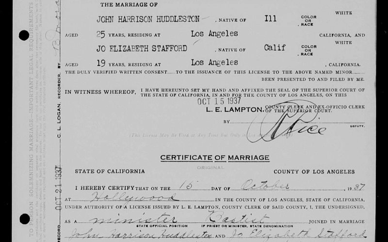 How long does it take to get marriage license in SC?