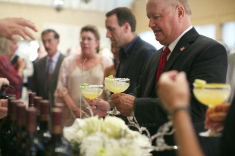 Is having a cash bar at a wedding tacky?