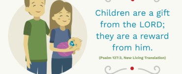 What Bible says about baby shower?