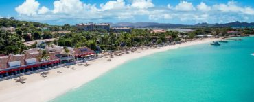 What Sandals Resort has the best beach?