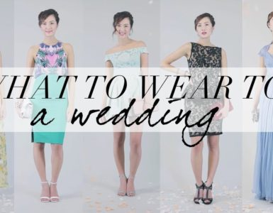 What colors should you not wear to a wedding?