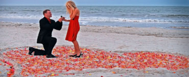 What is the most romantic way to propose?