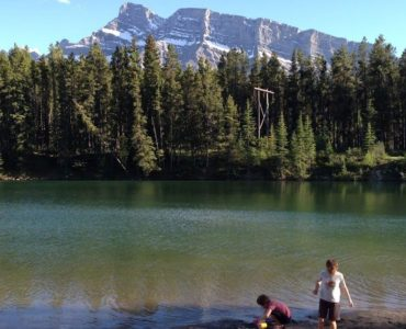 Where can I Picnic in Banff?
