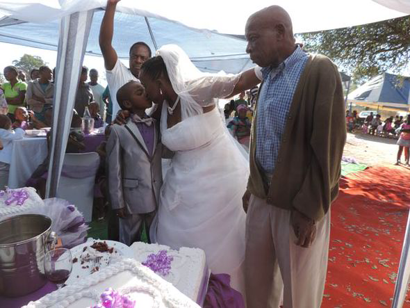 Who is the youngest person to get married?