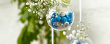 5 ways to personalize your wedding M Ms