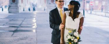 boda en New Jersey