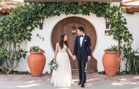 4 things a real couple discussed during wedding planning